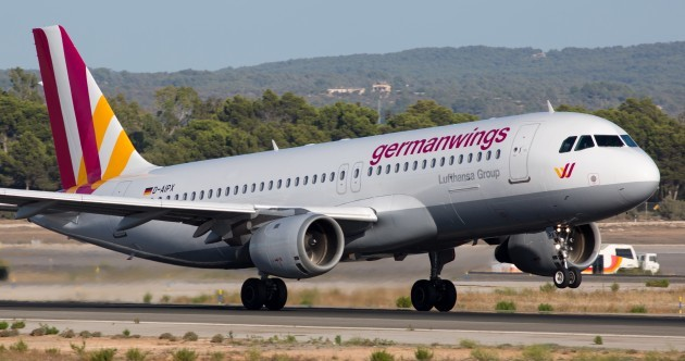 Germanwings: One pilot 'locked out' of cockpit before crash