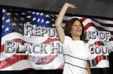 Michele Bachmann: The Tea Party is good for America