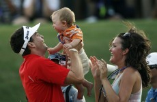 Family resemblance puts Bradley in winner's circle
