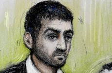 Student weeps in court after being cleared of planning terrorist attack