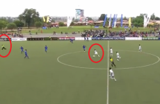 Soccer team learns hard way -- lengthy goal celebrations are NOT a good idea