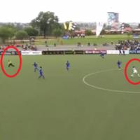 Soccer team learns hard way -- lengthy goal celebrations are NOT a good idea