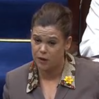 There was another entertaining episode of Joan v Mary Lou in the Dáil today