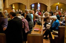 8 awkward moments you'll always have at mass