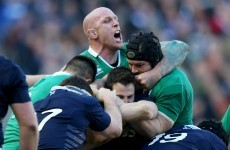 Analysis: That weird Sean O'Brien lineout tactic worked against Scotland