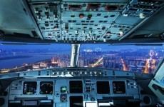 Aer Lingus and Ryanair rules require two people in cockpit at all times