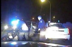 Video shows police beating unarmed black man Floyd Dent