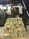 Conor McGregor disappointingly fails to get his Scrooge McDuck on with loads of cash