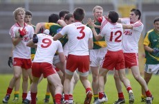 Who would win a no holds barred GAA inter-county tag-team battle royal?
