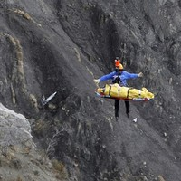 """We haven't found a single body intact"" - French Alps rescuers finding remains"