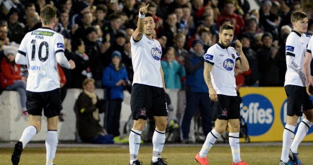Can anyone stop Dundalk? Lilywhites swat Sligo aside on landmark evening