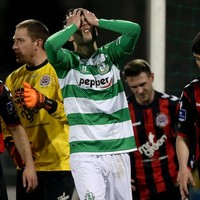 Rovers left to rue missed chances in Tallaght stalemate