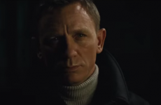 Here's your first look at the new Bond film