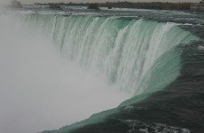 Search continues for woman swept over Niagara Falls