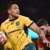 Israel Folau's brother is just 20 years old... he is also a complete beast