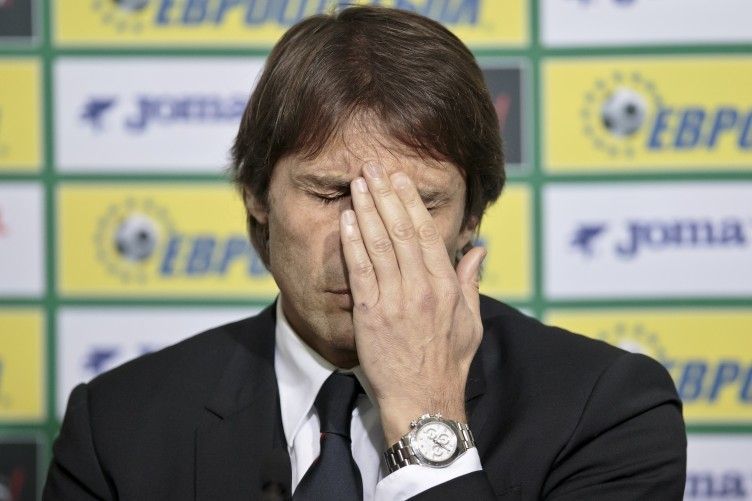 Conte has been 'shaken' by the incidents of the past few days.
