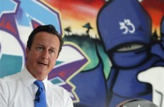 Cameron: Britain must tackle 'moral collapse'