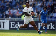 One of England's biggest World Cup weapons won't play rugby again this season