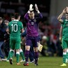 'Goalkeepers are a very tight-knit group' - Forde showed Given support despite being dropped
