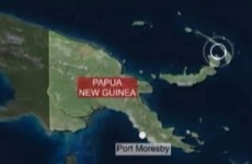 Tsunami threat passes after 7.5 quake hits Papua New Guinea