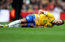'It's meant to be football, not UFC' - Neymar furious at this Gary Medel stamp