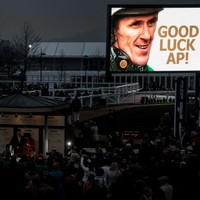 No Punchestown for Tony McCoy as he bids for Grand farewell