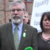 """""""Active abstentionists"""" - Adams rubbishes talk of Sinn Féin sitting in Westminster"""