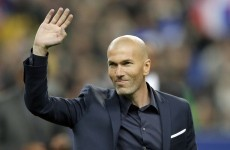 'If it happened, I would have to say yes' - Zidane sets his sights on Real Madrid and France jobs