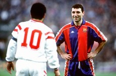 'Van Gaal is scum', says former Ballon d'Or winner Stoichkov