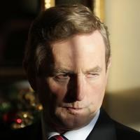 Did Enda Kenny sack the Garda Commissioner?