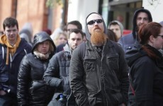 """""""Longest queue I've ever seen"""" - the search for 8,000 Vikings extras begins in Dublin"""