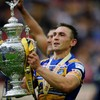 An English rugby league legend is making the big switch to union