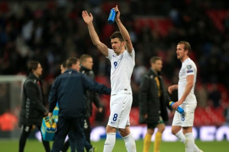 Carrick has never been able to hold down a place in the England team.