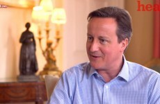 Is David Cameron really related to Kim Kardashian or is it an April Fool's gag?