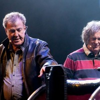 Clarkson, Hammond and May to reunite on stage...in Ireland