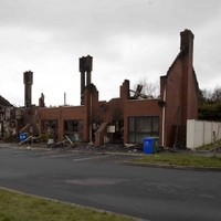A bank account has been set up for donations to the victims of the Newbridge fire