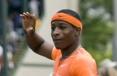 American sprinter tests positive for banned substance