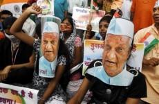 Thousands detained after Indian hunger strike arrest