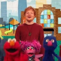 Ed Sheeran demonstrated how lovely he is with this appearance on Sesame Street