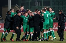 Ireland U17s to face England at European Championships after being handed tough draw