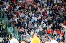 Anti-IRA chants are not illegal, says English football supporters' organisation