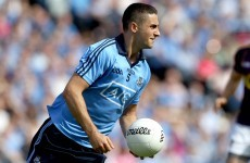 Here's the Dublin team that will go up against Monaghan next Sunday