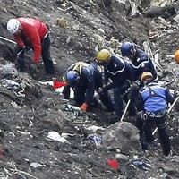 Second black box from Alps crash confirms 'co-pilot acted deliberately'