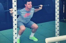 Rory has put on 20lbs of muscle since his first PGA win, and he looks completely different