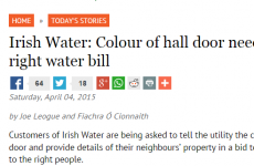 It's finally happened, the most Irish headline ever