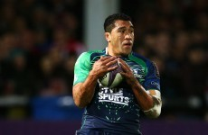Pat Lam's Connacht need to move swiftly past Muliaina distraction