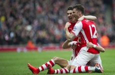Arsenal blitz hits Liverpool's top-four hopes