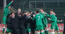 'People need to be more positive and embrace Irish football'