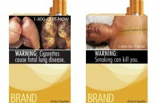 US tobacco companies want graphic cigarette labels removed