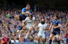 Kearney disappointed with Leinster's final quarter after 'clinical' hour against Bath